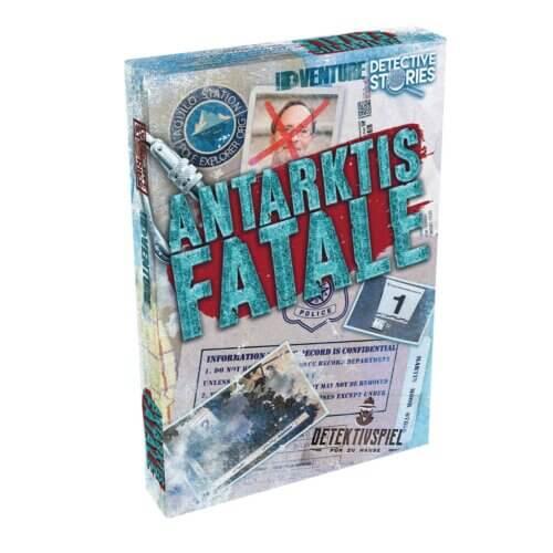 Antarktis Fatale