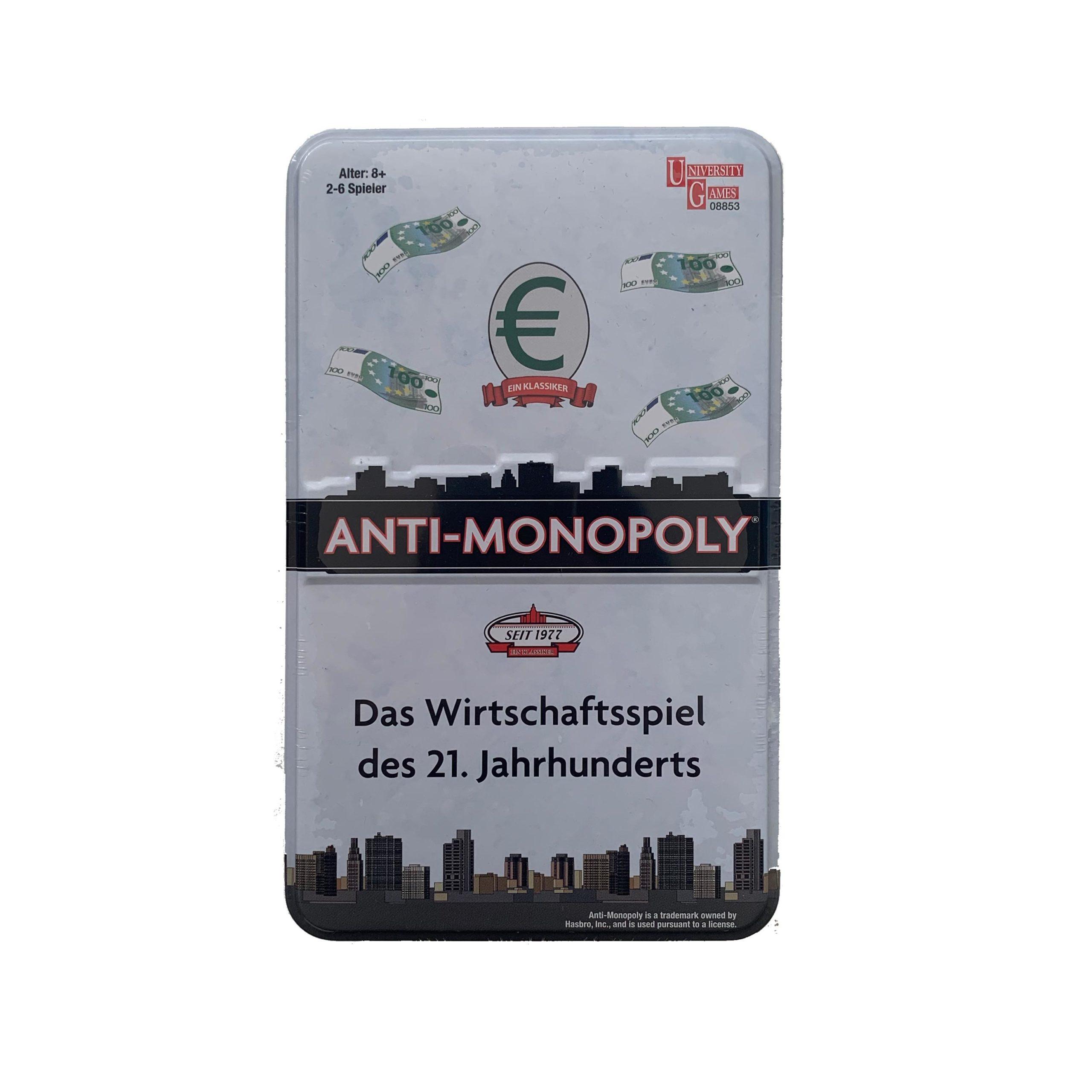 Anti Monopoly vorne