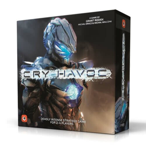 Cry havoc english