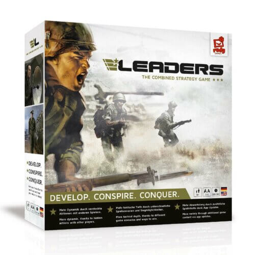 Leader the combined strategy game