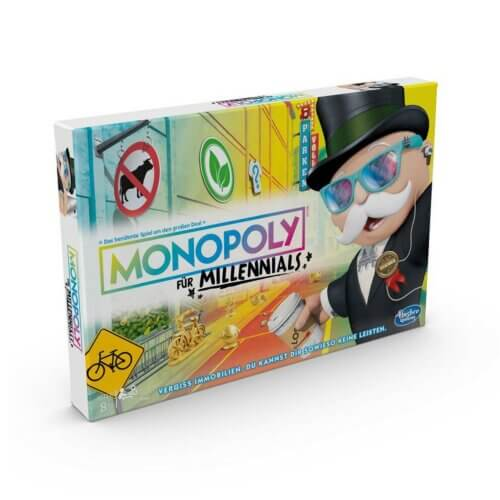 Monopoly Millennials