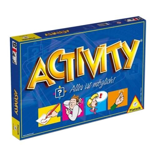 Activity Alles ist möglich