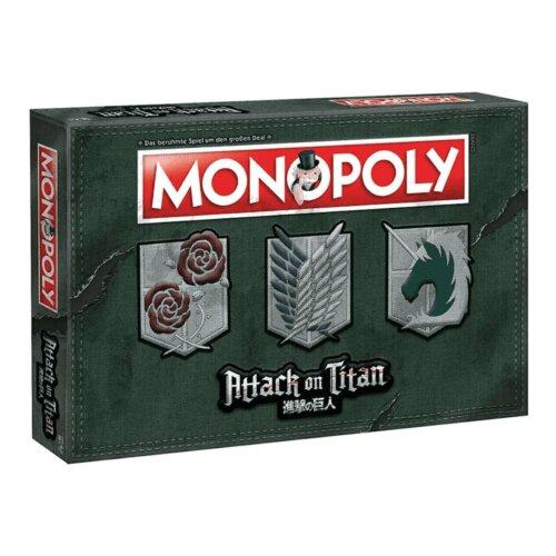 Monopoly Attack on Titan