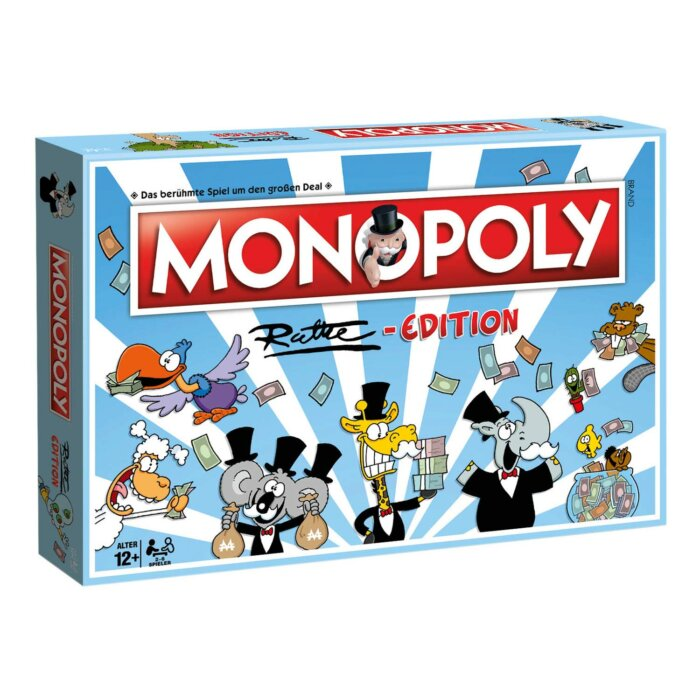 Monopoly Ruthe-Edition