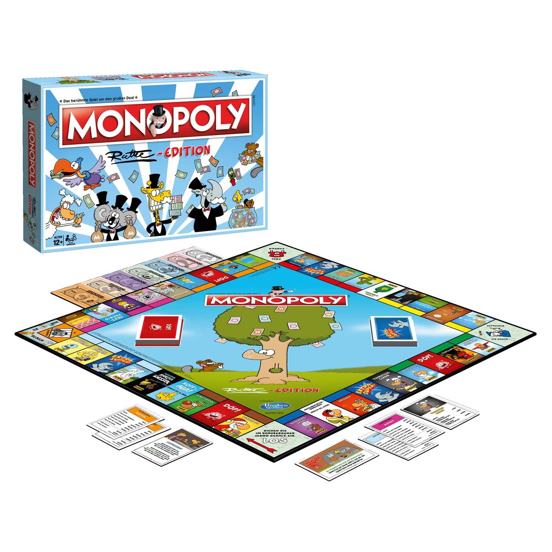 Monopoly Ruthe-Edition Inhalt