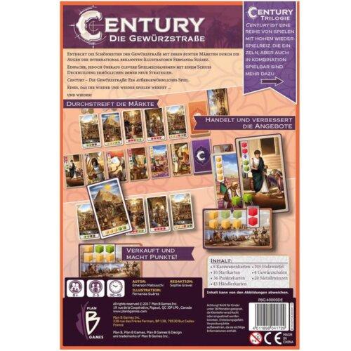 Century hinten