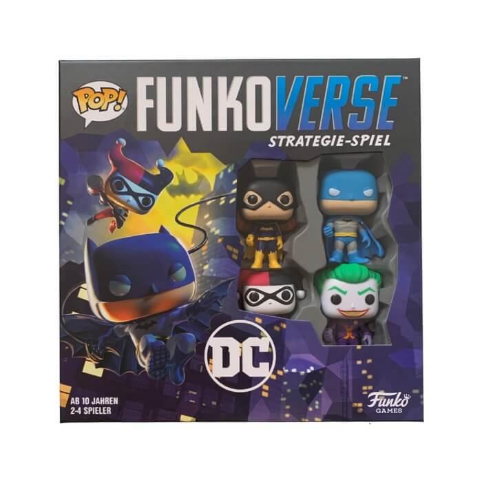 Funkoverse DC Comics vorne