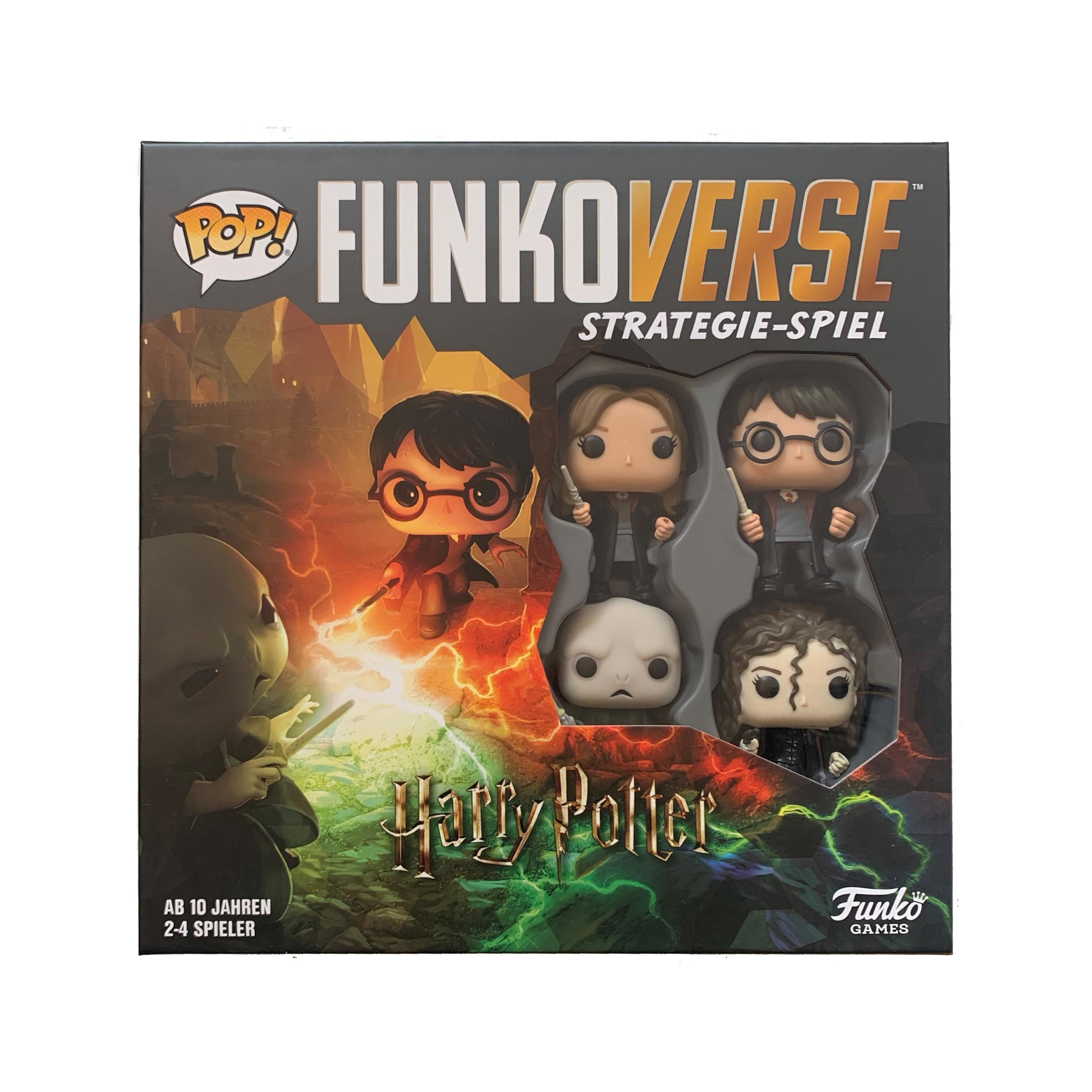 Funkoverse harry potter vorne