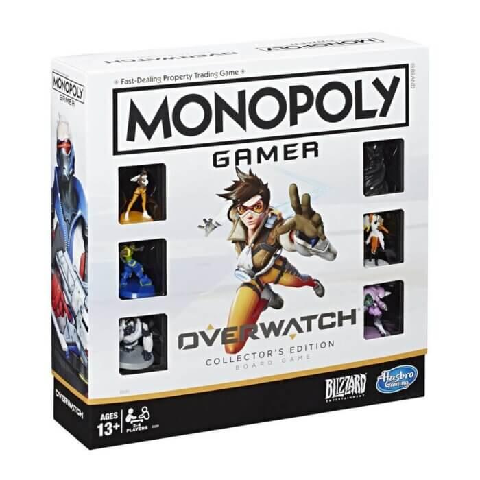Monopoly Overwatch