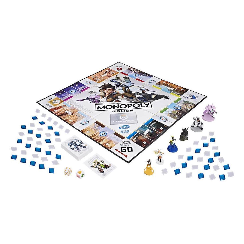 Monopoly Overwatch Inhalt