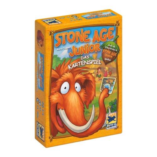 Stone Age Junior Das Kartenspiel