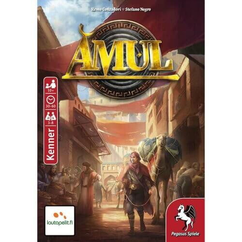Amul Pegasus Spiele