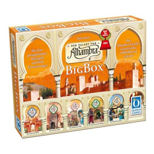 Der Palast von Alhambra Big Box