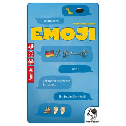 Emoji Pegasus Spiele