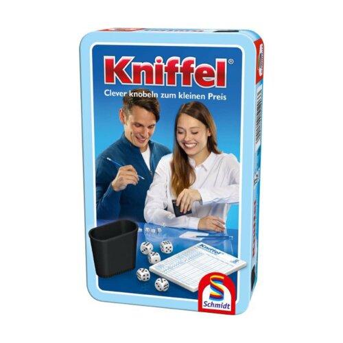 Kniffel Metalldose