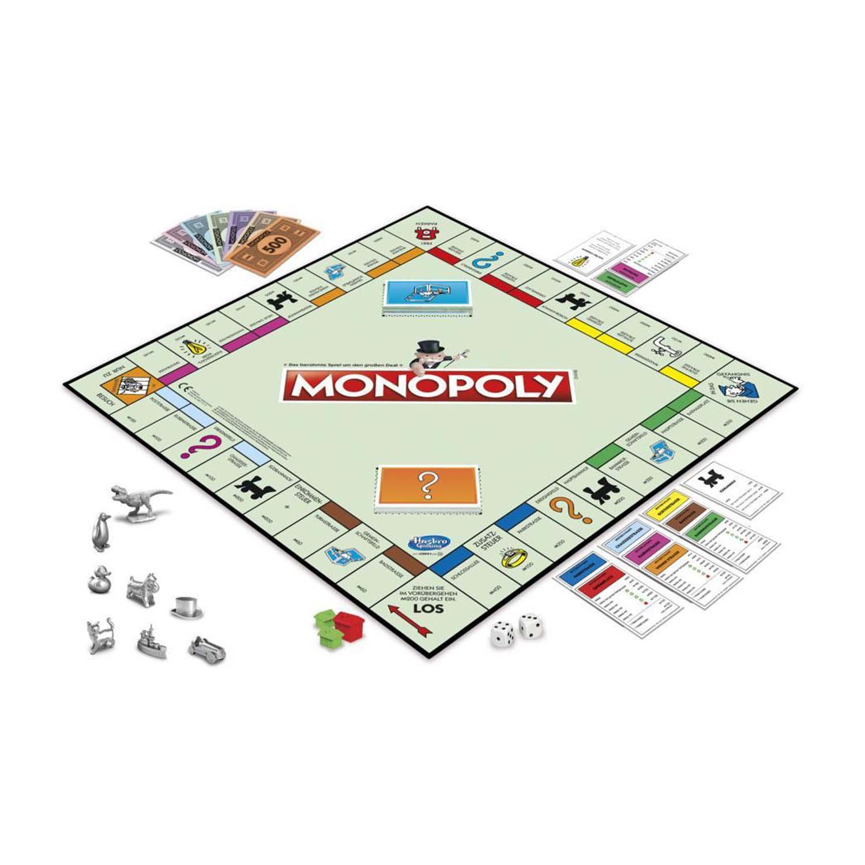 Monopoly Classic Inhalt
