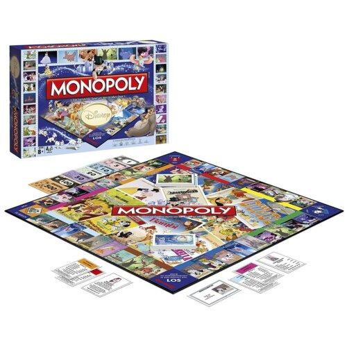 Monopoly Disney Inhalt