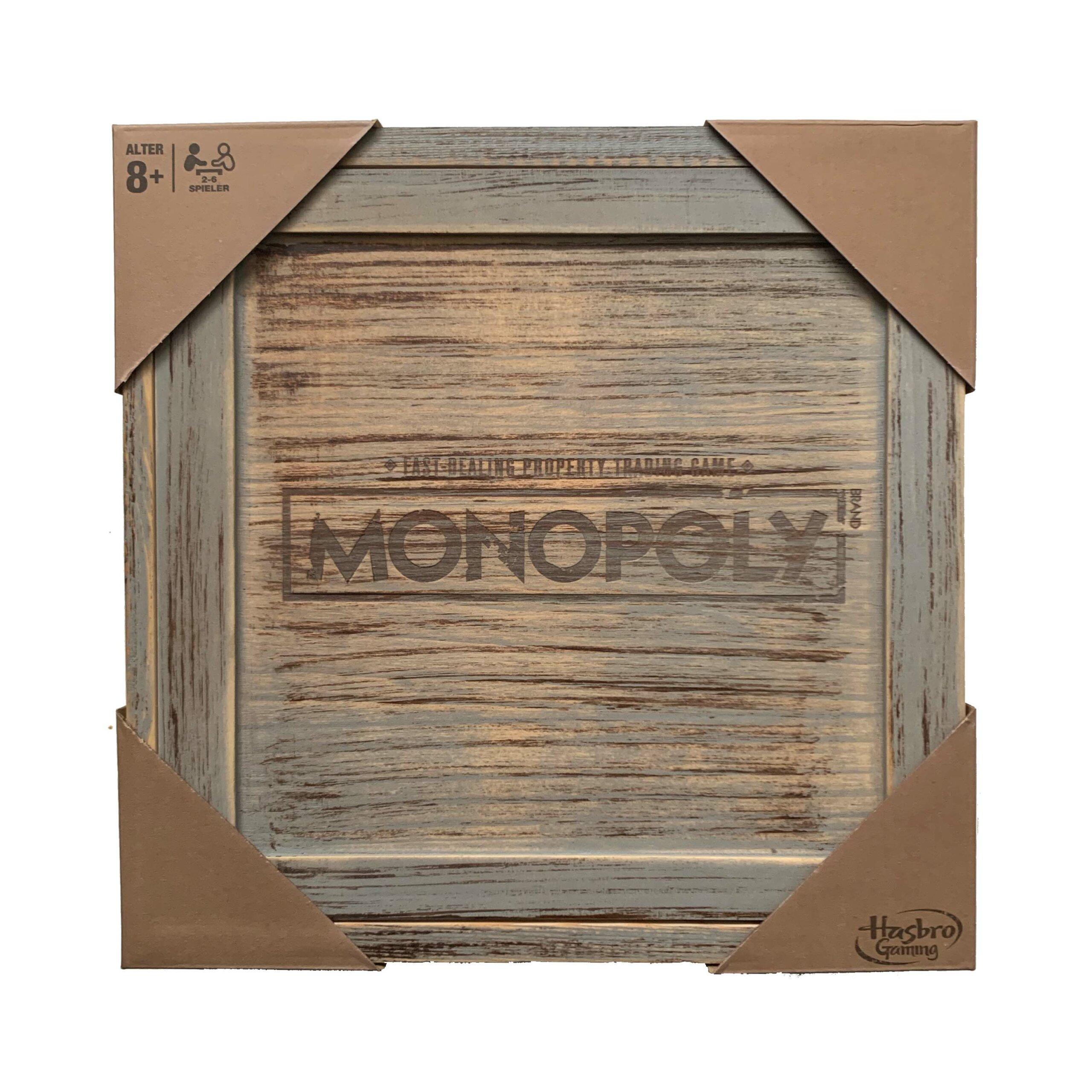 Monopoly Holz Sonderedition