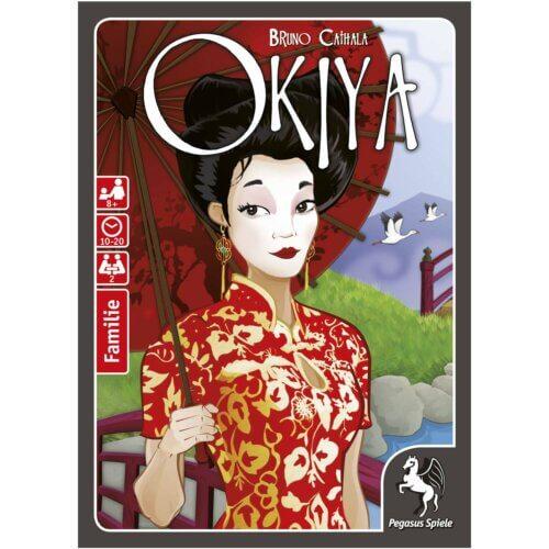 Okiya Pegasus Spiele