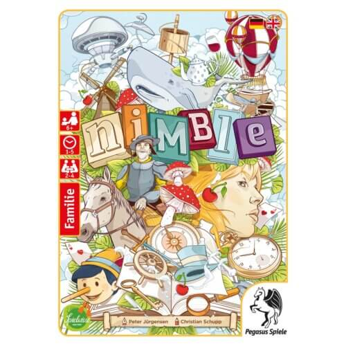 Nimble Pegasus Spiele