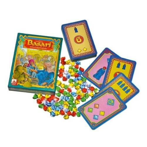 Basari Kartenspiel Inhalt
