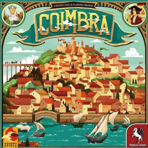 Coimbra Pegasus Spiele