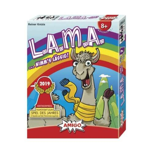 Lama Spiel