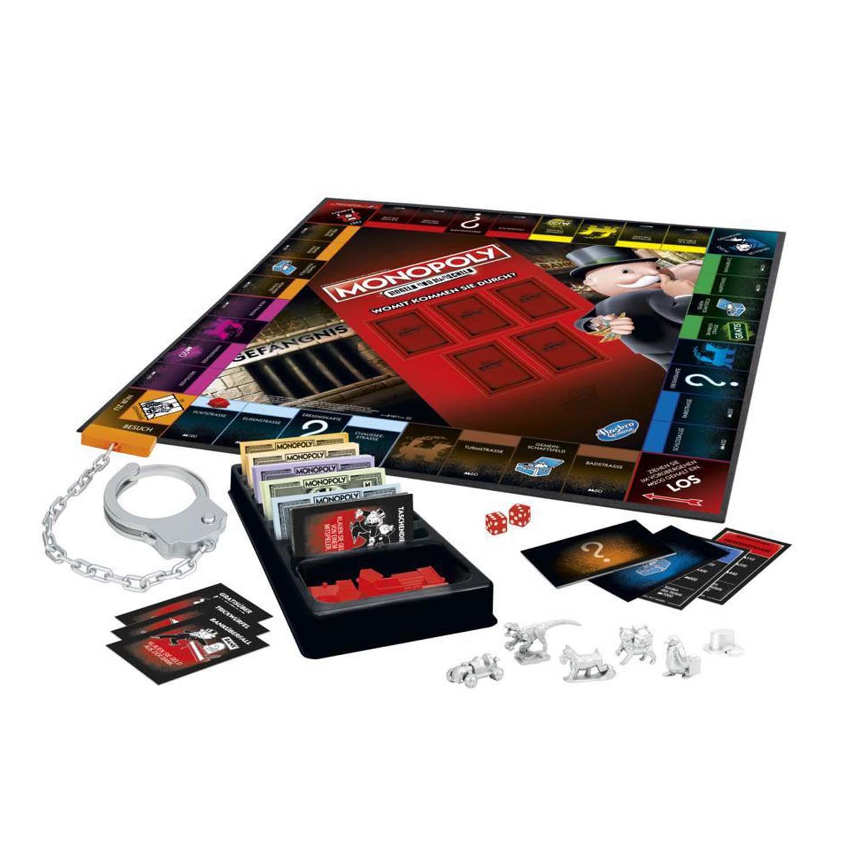 Monopoly Mogeln und Mauscheln Inhalt
