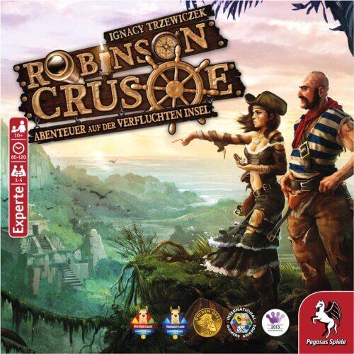 Robinson Crusoe Pegasus Spiele