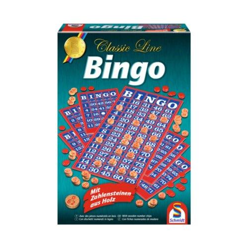 Bingo Classic Line
