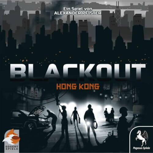Blackout Hong Kong Pegasus Spiele