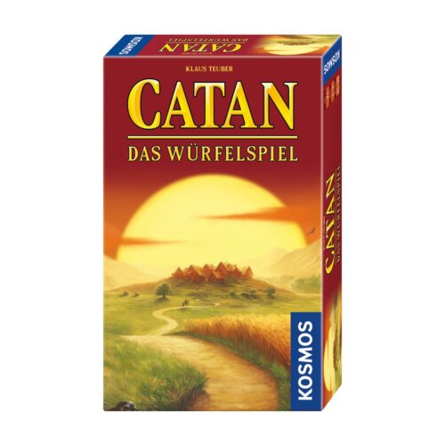 Catan Das Würfelspiel