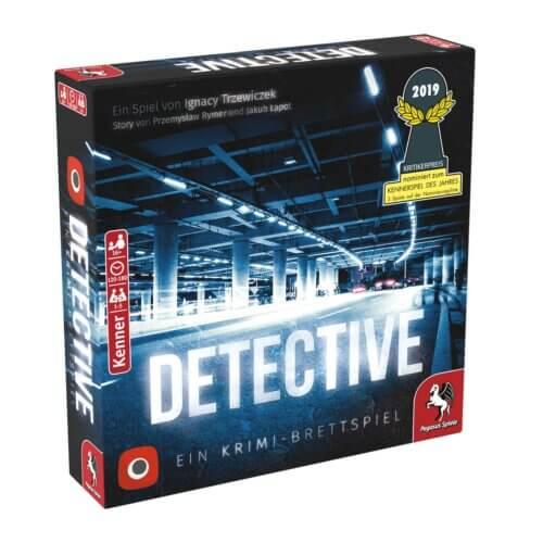 Detective Pegasus Spiele