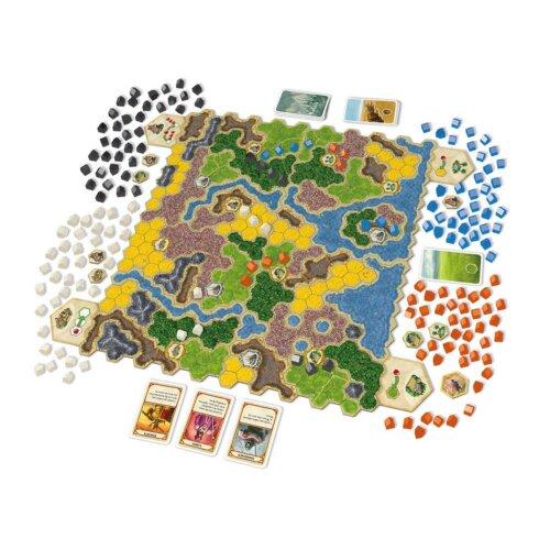 Kingdom Builder Inhalt