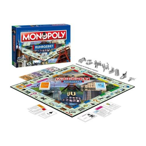 Monopoly Ruhrgebiet Inhalt