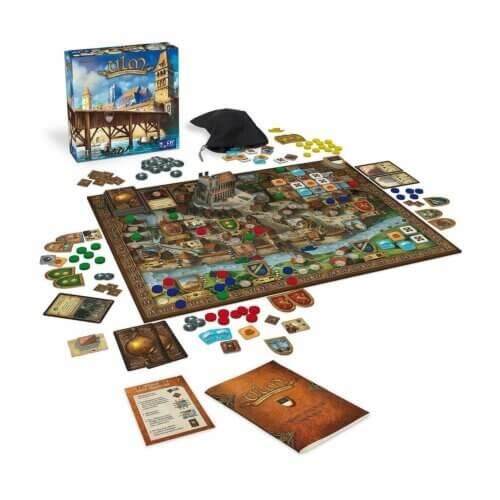 Ulm Spiel Inhalt