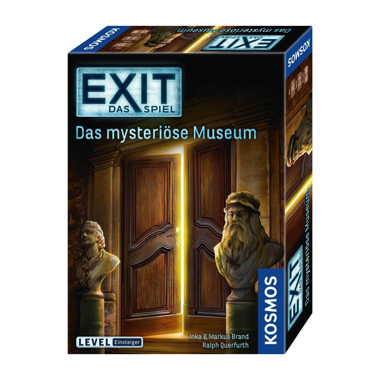 Exit Die mysteriöse Museum