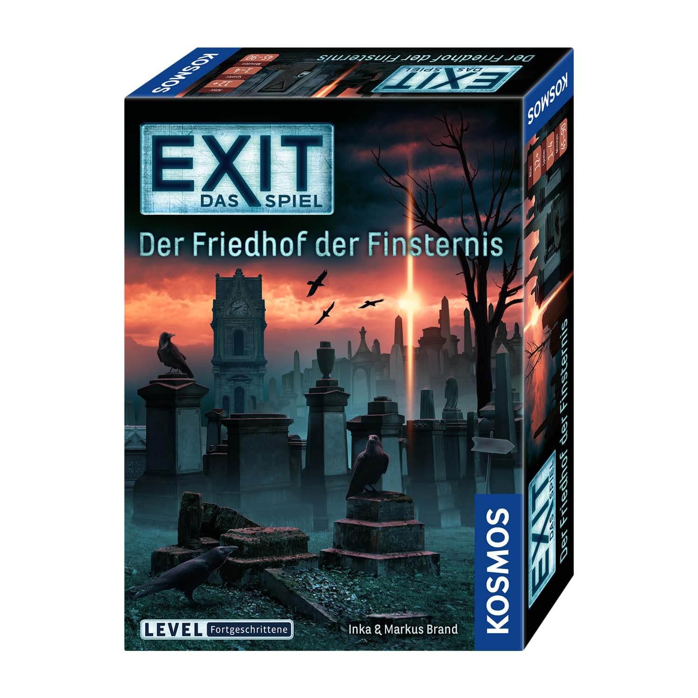 Exit Der Friedhof der Finsternis