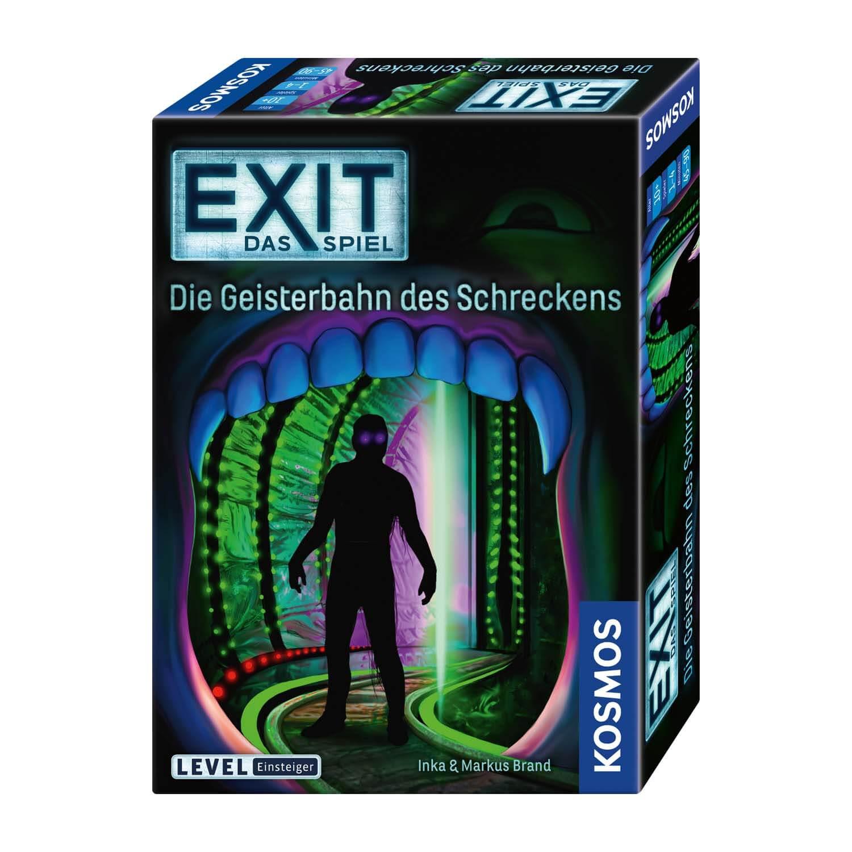 Exit Die Geisterbahn des Schreckens