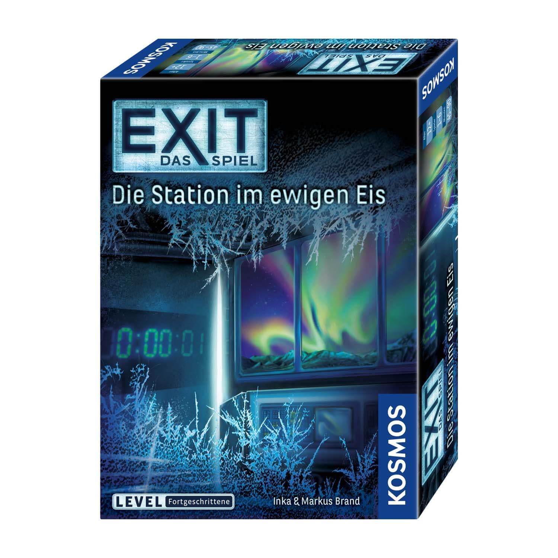 Exit Die Station im ewigen Eis