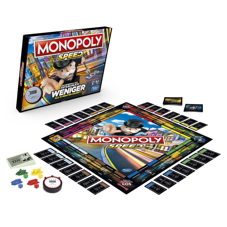 Monopoly Speed Inhalt 2