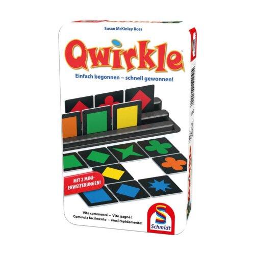 Qwirkle Metalldose