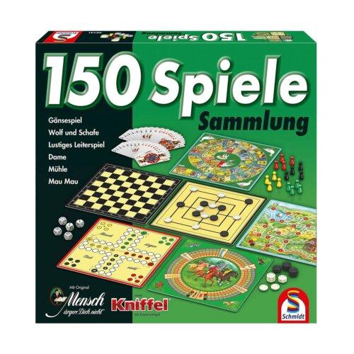 Spielesammlung 150 Spiele