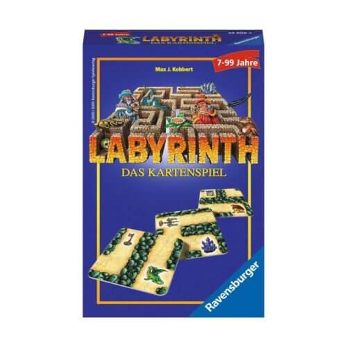 Labyrinth Das Kartenspiel