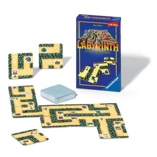 Labyrinth Das Kartenspiel Inhalt