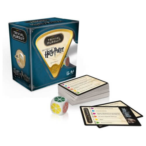 Trivial Pursuit Harry Potter Inhalt