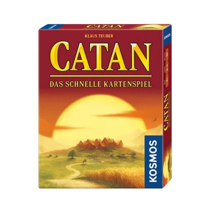 Catan Das Schnelle Kartenspiel