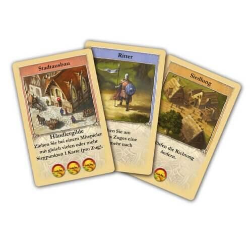 Catan Das Schnelle Kartenspiel Inhalt