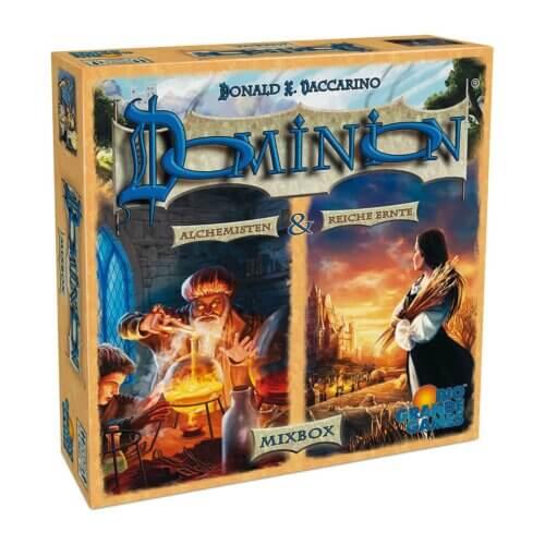 Dominion Mischbox Alchemisten Reich Ernte
