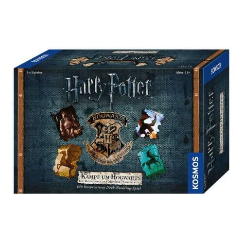 Harry Potter Kampf um Hogwarts Die Monsterbox der Monster Erweiterung